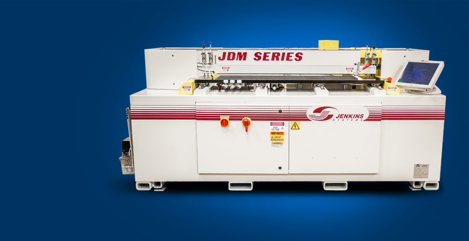 Dual Spindle CNC Shaper